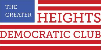 Greater Heights Democratic Club logo